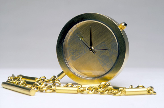 Pocket Watch by Eimear Conyard