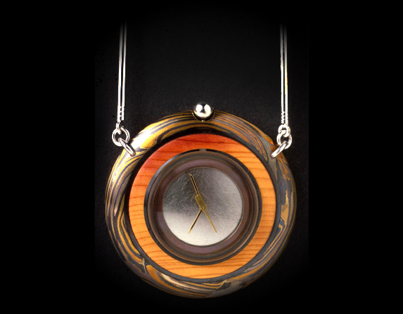 Pendant Watch by Eimear Conyard