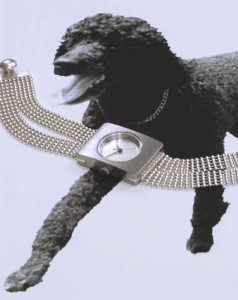 Watch Dogs Series: Poodle Wrist Watch